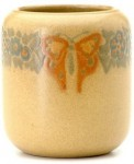Value of Marblehead Vase With Butterflies