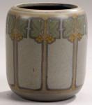 Value of Marblehead Barrel Vase